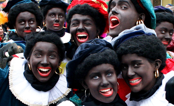 Dutch Christmas.Tradition Or Racism The Dutch Christmas Festival In The